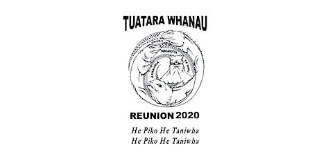 Tuatara Reunion 2020 tickets