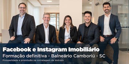 Facebook e Instagram Imobiliário DEFINITIVO - Balneário Camboriú