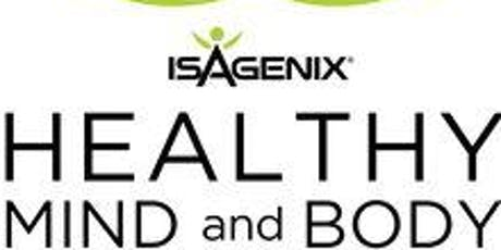 Isagenix Info and Tasting Gathering tickets