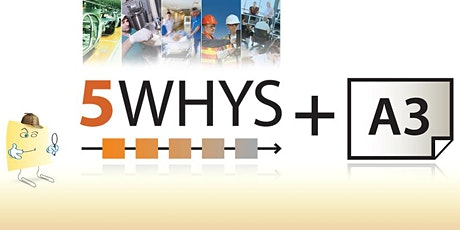 QLD RCARt | 5Why + A3 1 Day Workshop tickets
