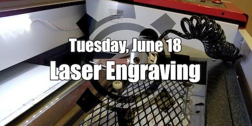 Beginner's Laser Engraving & Cutting