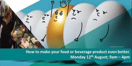 How to make your food or beverage product even better. tickets