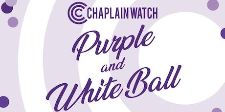 ChaplainWatch Purple and White Ball 2020 tickets