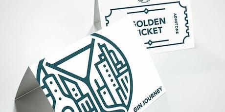 Gin Journey Gift Vouchers Singapore tickets
