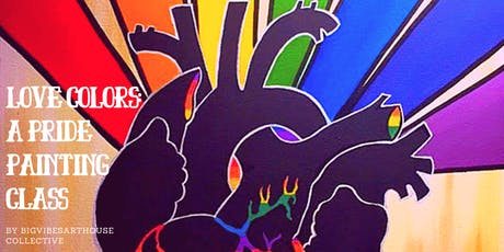 Love Colors: A Pride Painting Party tickets