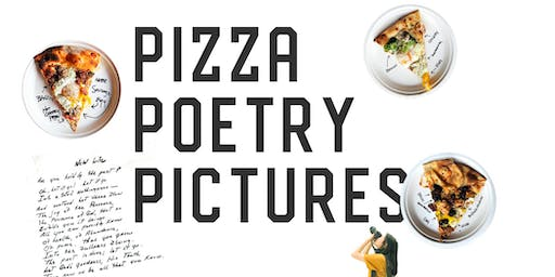 Young Adults Pizza, Poetry, & Pictures