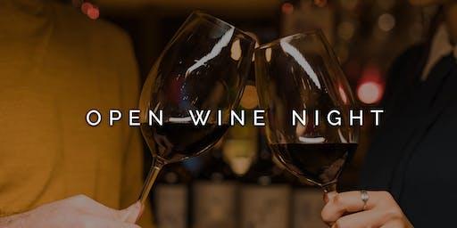 Open Wine Night