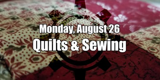 Summer Quilting and Sewing Club III