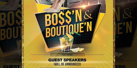 Boss'n & Boutique'n tickets