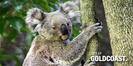 NaturallyGC Koala Tree Planting tickets