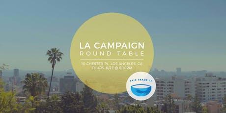 LA Campaign Round Table tickets