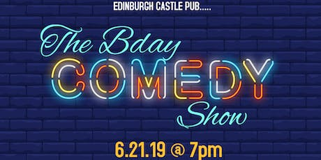 The Bday Comedy Show tickets