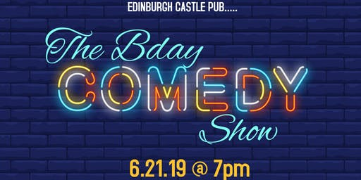 The Bday Comedy Show