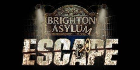 Brighton Asylum Escape - June 22nd tickets