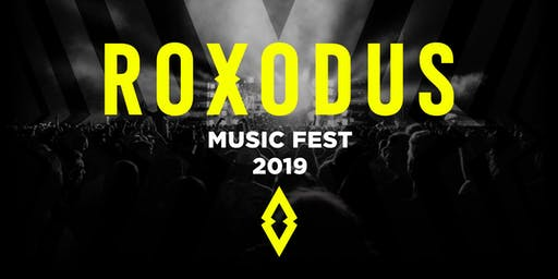 Roxodus Music Fest 2019 - Box Office