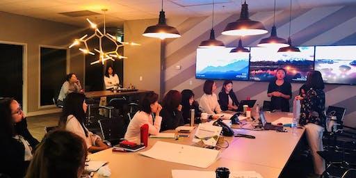 【女仕界】Presents第二届CEO工场毕业典礼+华人优秀女企业家蒋雅俊论企业成长