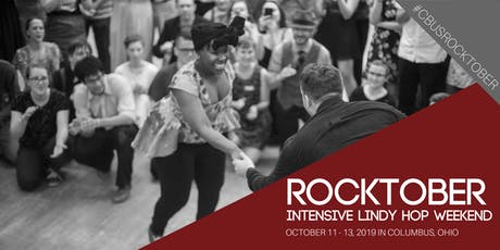 Rocktober Intensive Lindy Hop Weekend 2019 tickets