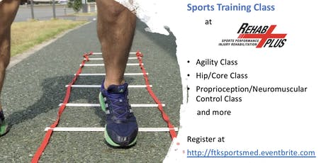 Agility Class for Athletes tickets
