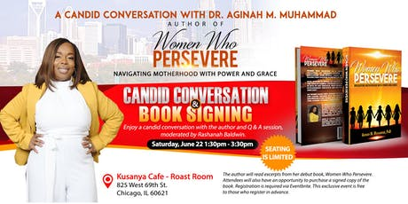 A Candid Conversation with Dr. Aginah M. Muhammad tickets