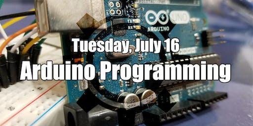 Beginner's Arduino Programming & Robotics