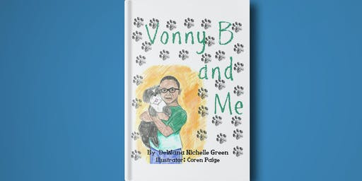 Childrens Book Reading & Signing: Vonny B and Me