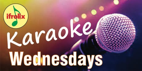 Karaoke Wednesdays, Sing Your Favorite Songs In Your Own Key, Fort Lauderdale.  tickets