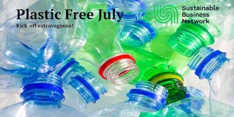 Plastic Free July Kickoff! tickets