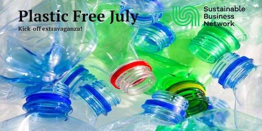 Plastic Free July Kickoff!