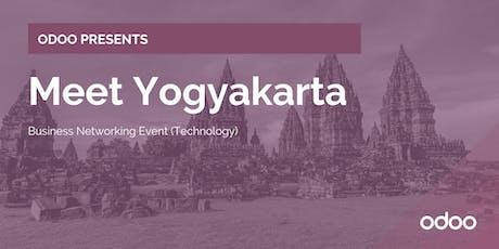 Odoo 12 Tour - Yogyakarta tickets