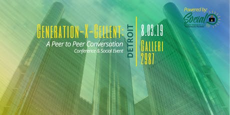 Generation - X - Cellent: A Peer to Peer Conversation tickets