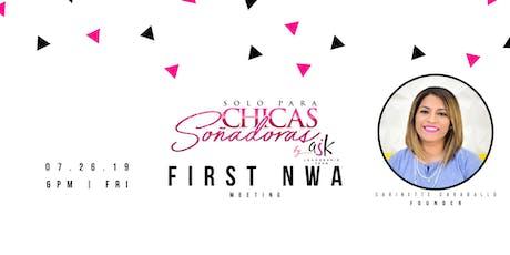 Solo Para Chicas Soñadoras en NWA!  tickets