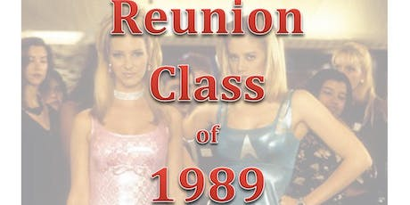30th Reunion for class of 1989 Greenwood High tickets
