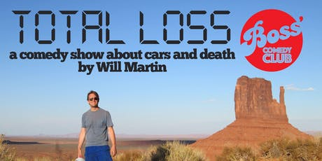 Will Martin Total Loss tickets