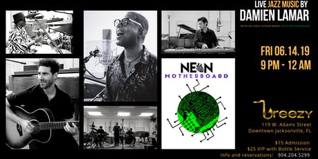 Friday Night Jazz at Breezy featuring Neon Motherboard tickets