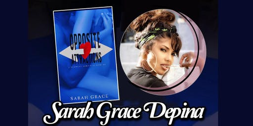 Sarah Grace Book Release Party