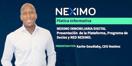 El Asesor Inmobiliaria Neximo - Playa tickets