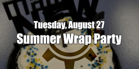 Summer Wrap Party tickets