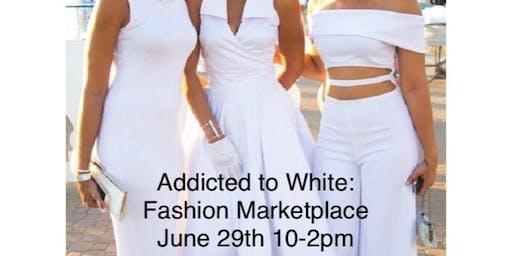 Addicted to White: Fashion Marketplace