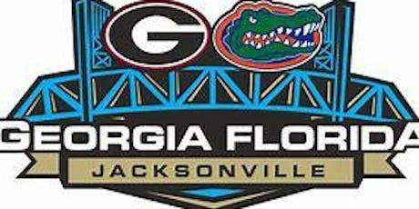GEORGIA-FLORIDA GAME SHUTTLE tickets