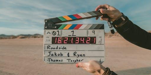 Film Making, 4 Day School Holiday Workshop