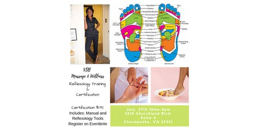 Reflexology Training & Certification