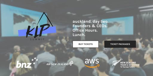 KLP Summit - Founder/CEO Day Two, by Kiwi Landing Pad