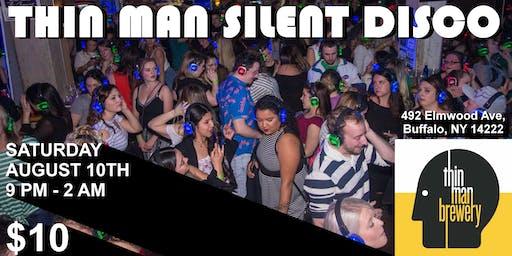 Thin Man Silent Disco   Presented By: SE2 Silent Disco