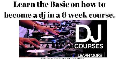 Learn to Become a Dj with Entertainment One Stop Shop LLC tickets