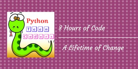 Python Coding for Teenagers tickets