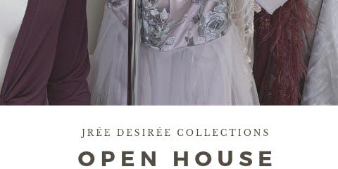 Jrée Desirée Collections Open House