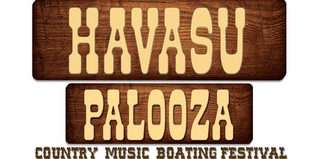Havasu Palooza Country Music Boating Fest tickets