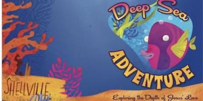 Deep Sea Adventure VBS 2019!  Exploring the Depth of Jesus' Love