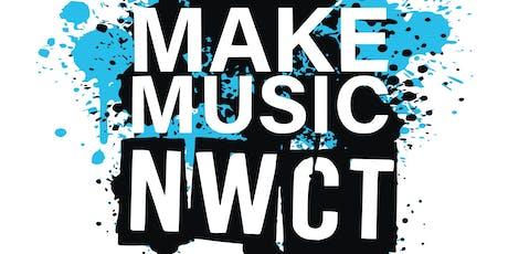 """NWCT """"Make Music Day""""@ Kent Art Assoc. tickets"""