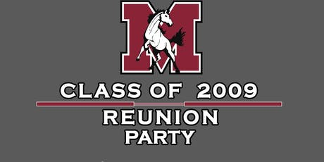 Morton East 09 Reunion tickets